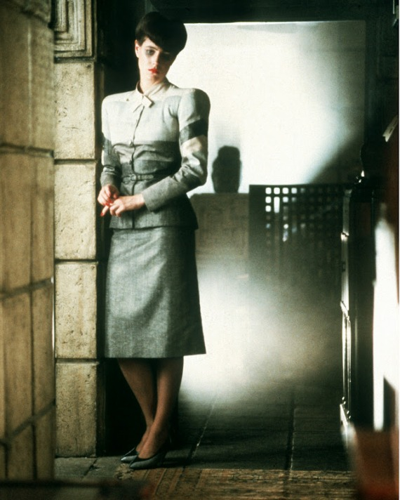 Blade Runner (1982) Directed by Ridley Scott Shown: Sean Young (as Rachael)