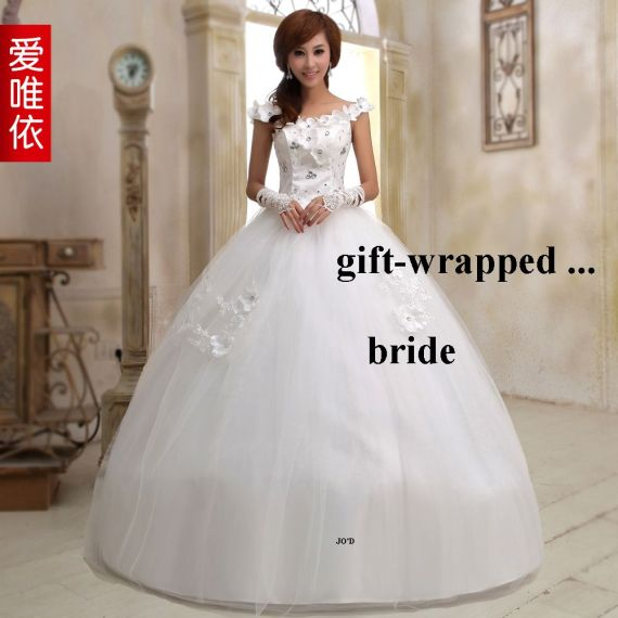 ############################################3spaghetti-strap-flower-sweet-princess-wedding-dress-Bridal-dresstxt3