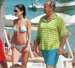 Latina bikini sex