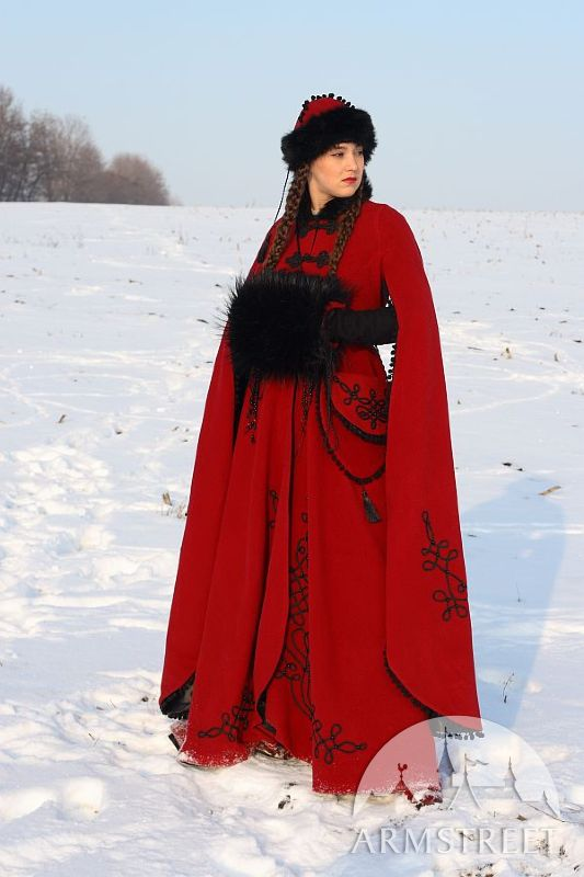 medieval-fantasy-wool-coat-queen-of-shamakhan-1