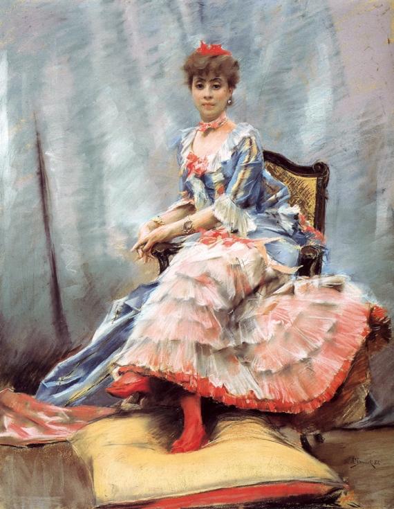 julius-leblanc-stewart-xx-portrait-of-laure-hayman-1882-xx-private-collection